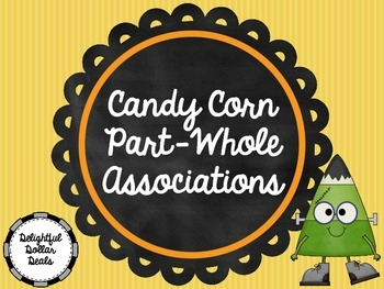Candy Corn Part-Whole Associations