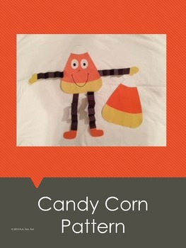 Candy Corn Pattern