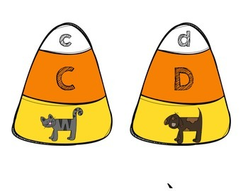 Candy Corn Phonics