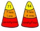 FREE Candy Corn Place Value
