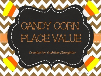 Candy Corn Place Value