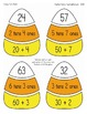 Candy Corn Place Value Cards