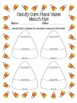 Candy Corn Place Value Match-Up Puzzles (2nd Grade Common Core)