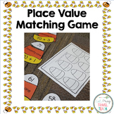 Candy Corn Place Value Math Puzzles