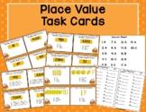 Candy Corn Place Value Task Cards   Digital   Google Class