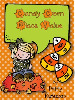 Place Value with Candy Corn in Color