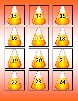 Candy Corn Prime and Composite Sort!  #1-100! CCSS Aligned 4.OA