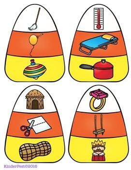 Candy Corn Puzzles Bundle