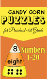 Candy Corn Puzzles (1-20)