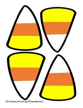 Candy Corn Qs- Question Activity for Social Communication Groups