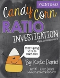 Candy Corn Ratios - Interactive Ratio Activities and Word