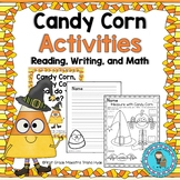 Halloween Candy Corn Activities