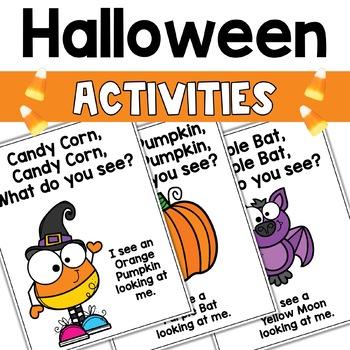 Halloween Candy Corn Activities