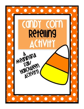 Candy Corn Retelling Activity