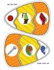 Rhyme - Candy Corn Rhyme Matching