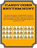 Candy Corn Rhythm Hunt