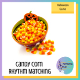 Candy Corn Rhythm Matching