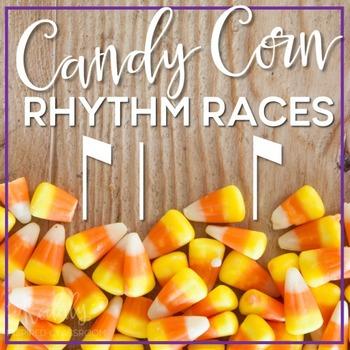 Candy Corn Rhythms: syn-co-pa