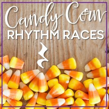 Candy Corn Rhythms: ta rest
