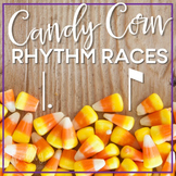 Candy Corn Rhythms: tam ti (dotted quarter/ eighth)