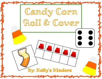 Candy Corn Roll & Cover