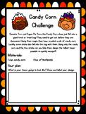 Halloween Candy Corn STEM