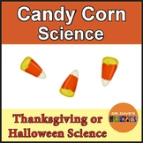 Halloween Science: Candy Corn Science