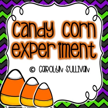 Candy Corn Science Experiment