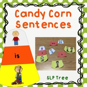 Candy Corn Sentences