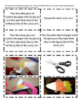 Candy Corn Sequencing and More