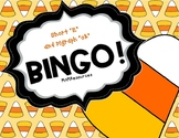 """Candy Corn Short """"E"""" CVC Bingo!"""