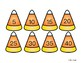 Candy Corn Skip Counting By 5's