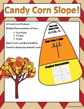 Slope Candy Corn