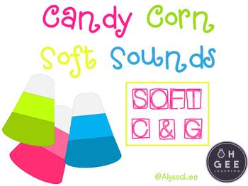 Candy Corn Soft Sounds- Orton Gillingham Aligned