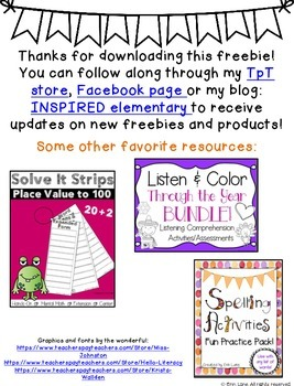 Candy Corn Solve & Cover FREEBIE!