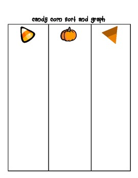 Candy Corn Sort and Graph