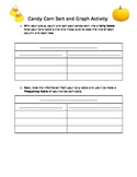 Candy Corn Sort and Graph Activity