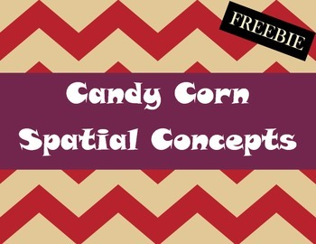 Candy Corn Spatial Concpets