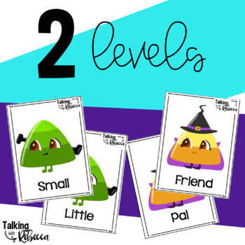 Fall Synonyms Games and Worksheets