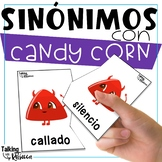 Sinonimos del otoño - Fall themed Spanish synonyms for Speech Therapy
