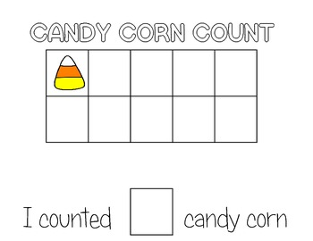 Candy Corn Tens Frame Match