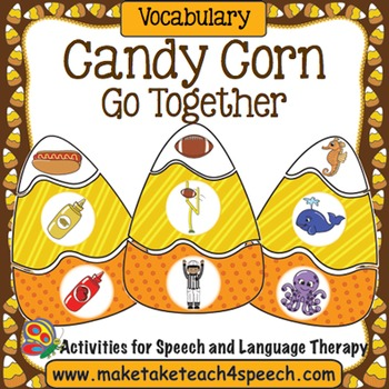 Candy Corn- Vocabulary