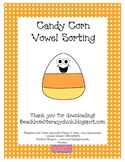 Candy Corn - Vowel Sorting