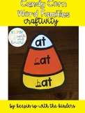 Candy Corn Word Family