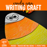 Candy Corn Writing Craft {FREEBIE}