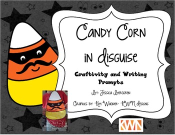 Candy Corn in Disguise Craftivity and Writing Activities