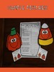 Candy Corn vs Candy Pumpkin Graphing Craftivity
