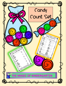 Candy Count Set
