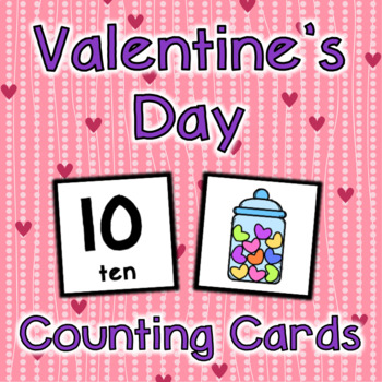 Candy Counting Cards