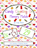 """Candy """"Counting On"""" Memory Match"""